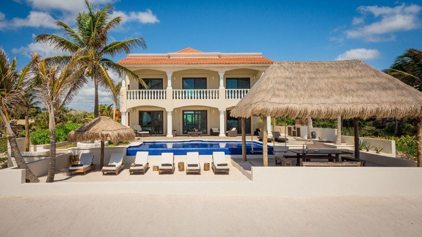 Villa Viola, Tankah Bay, Tulum, Mexico