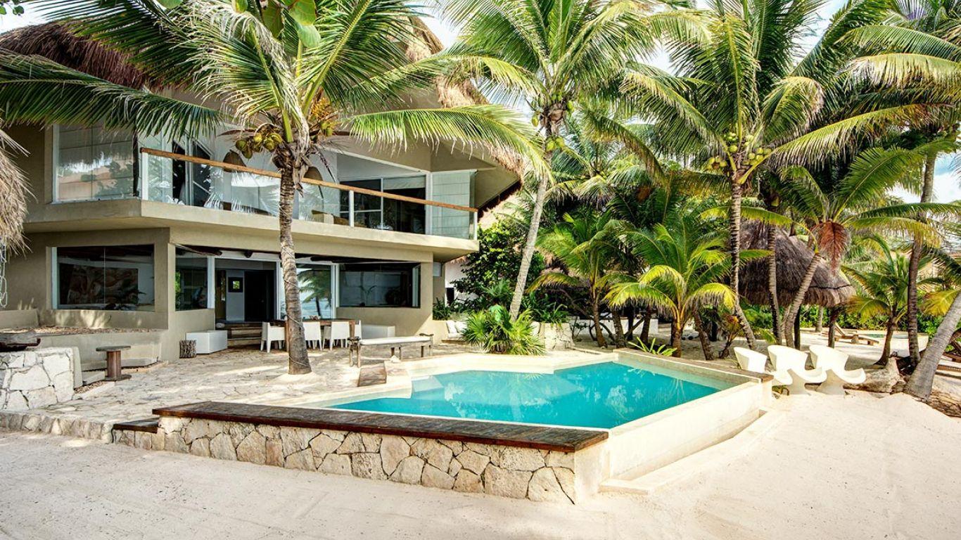 Villa Alice, Puerto Aventuras , Playa del Carmen, Mexico