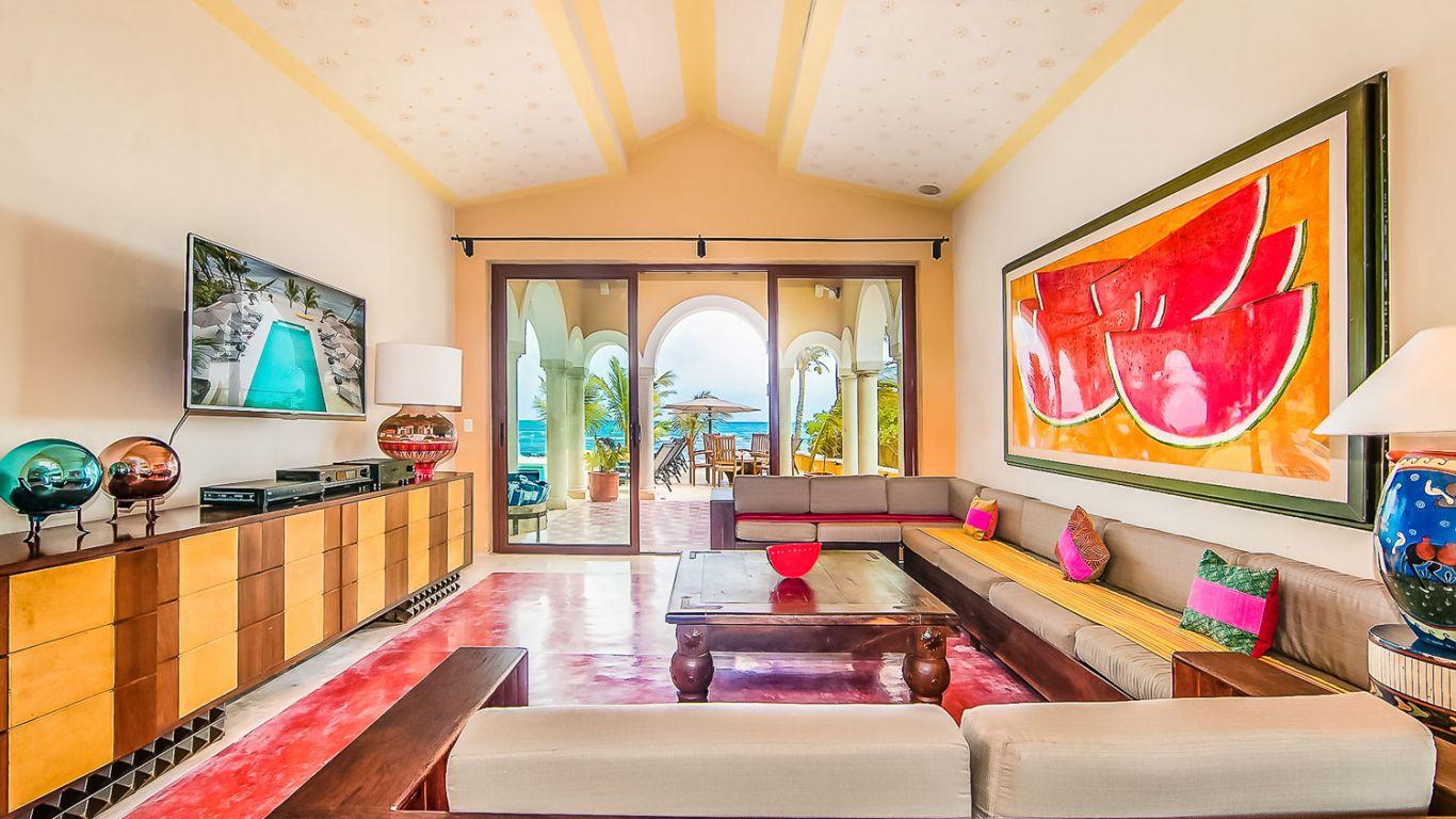 Villa Helen, Puerto Aventuras , Playa del Carmen, Mexico