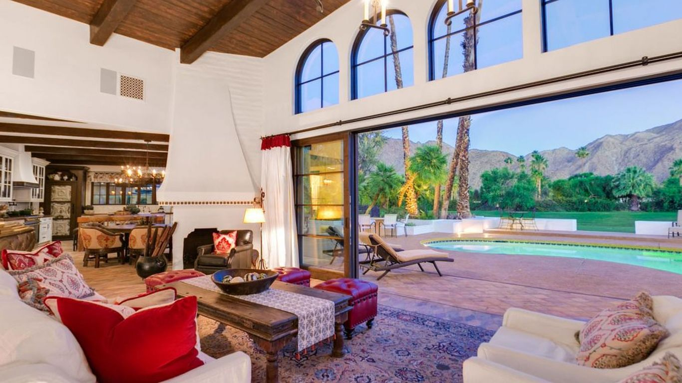 Villa Michelle, Indian Wells, Palm Springs, USA