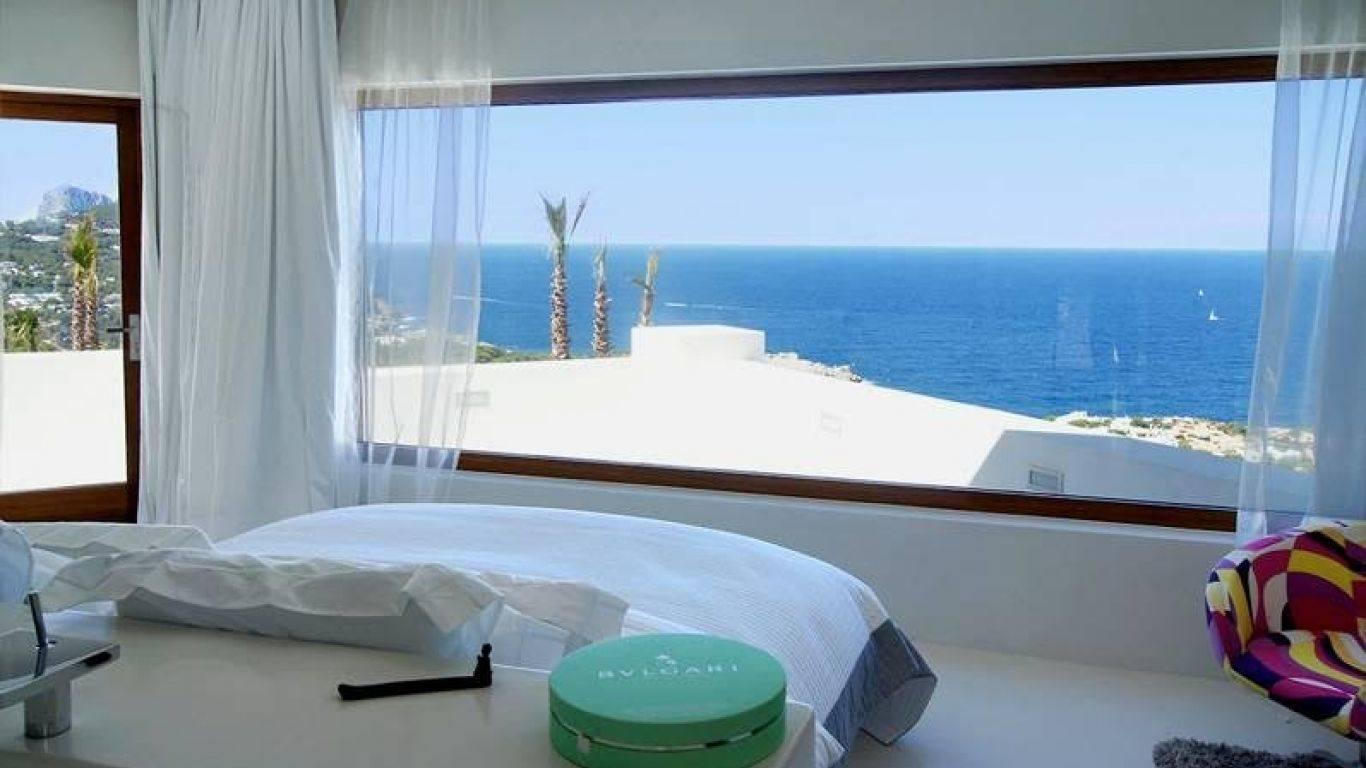 Villa Dinara, Cala Vedella, Ibiza, Spain