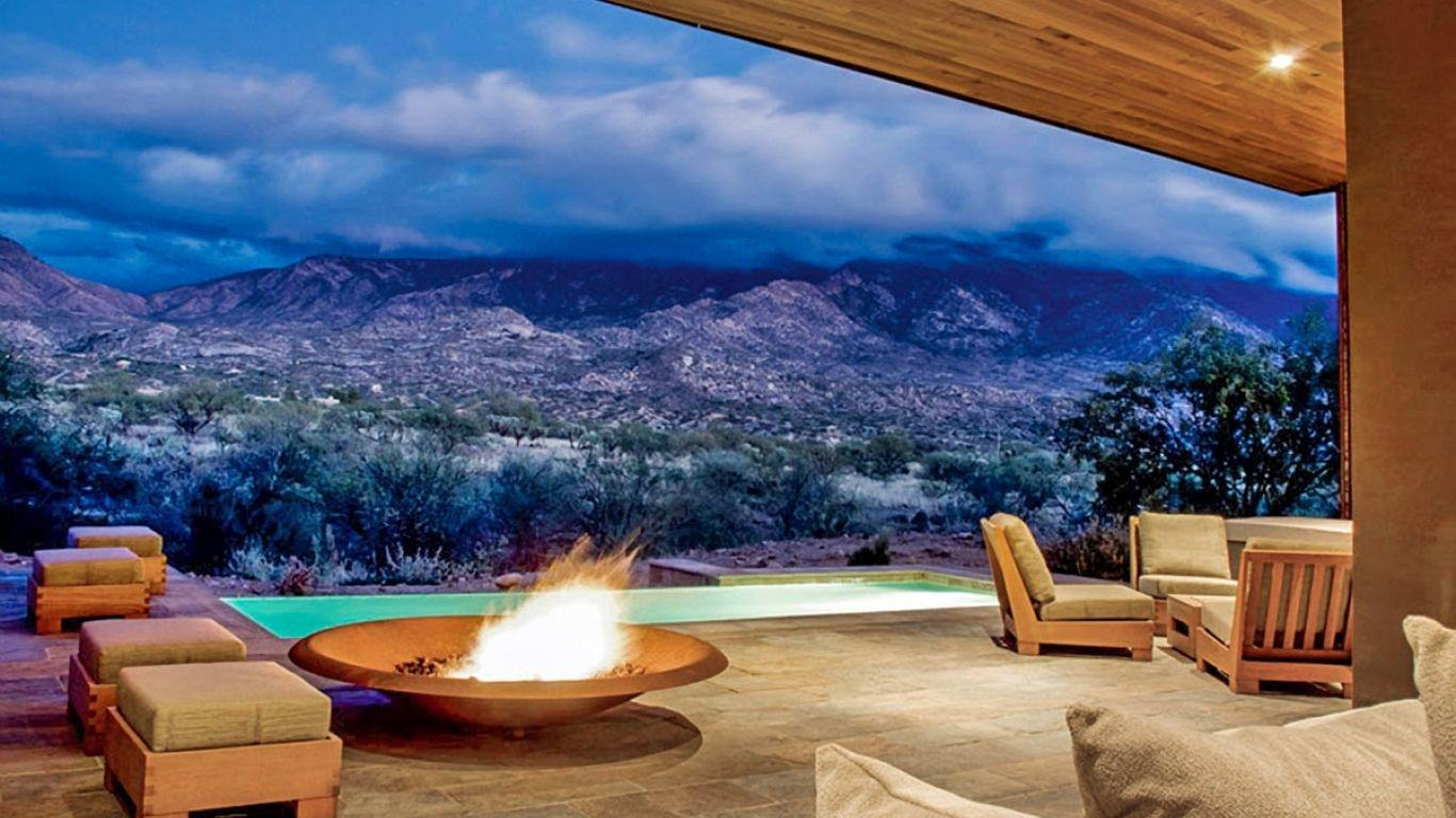 Villa Maria, Tucson, Arizona, USA