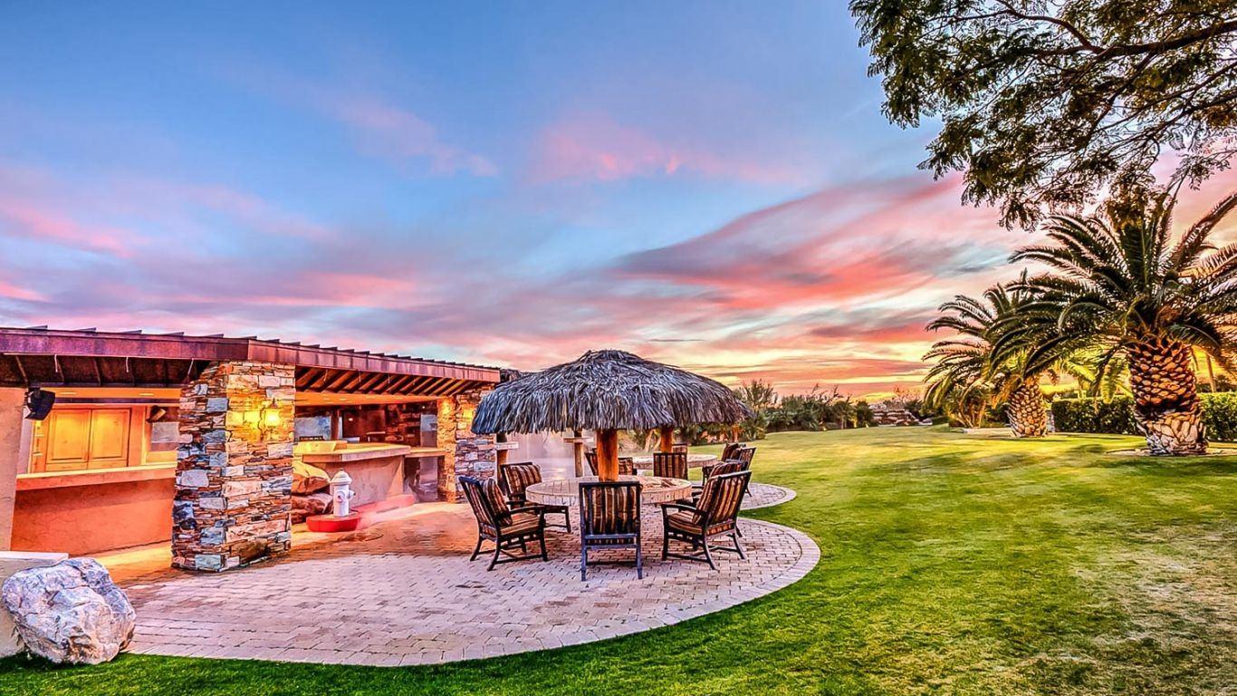 Villa Giselle, Scottsdale, Arizona, USA