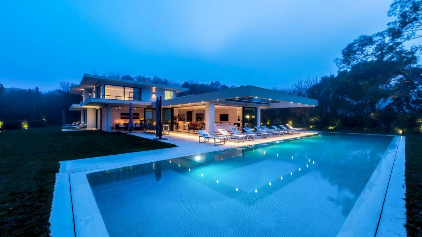 Villa Diana, L'Escalet, St. Tropez, France