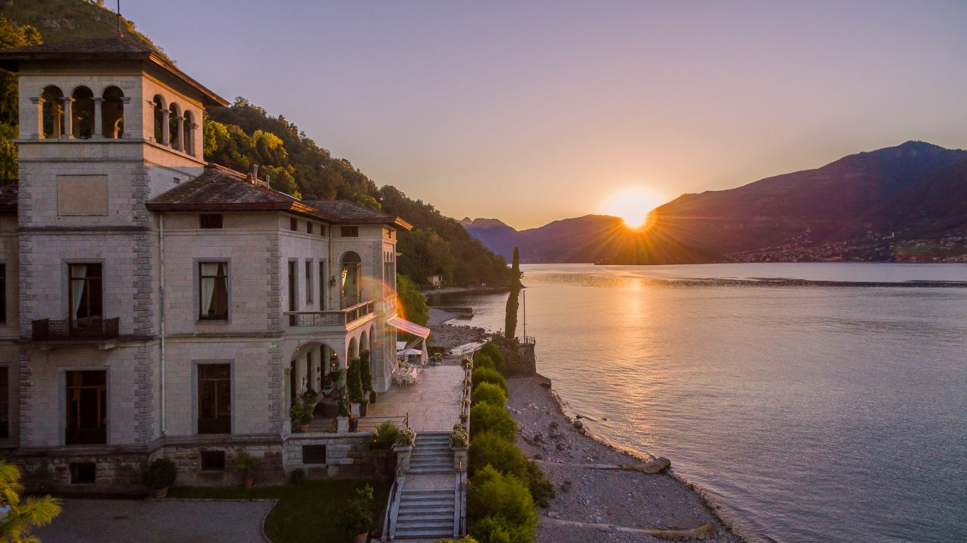 Villa Amarantha, Bellagio, Lake Como, Italy