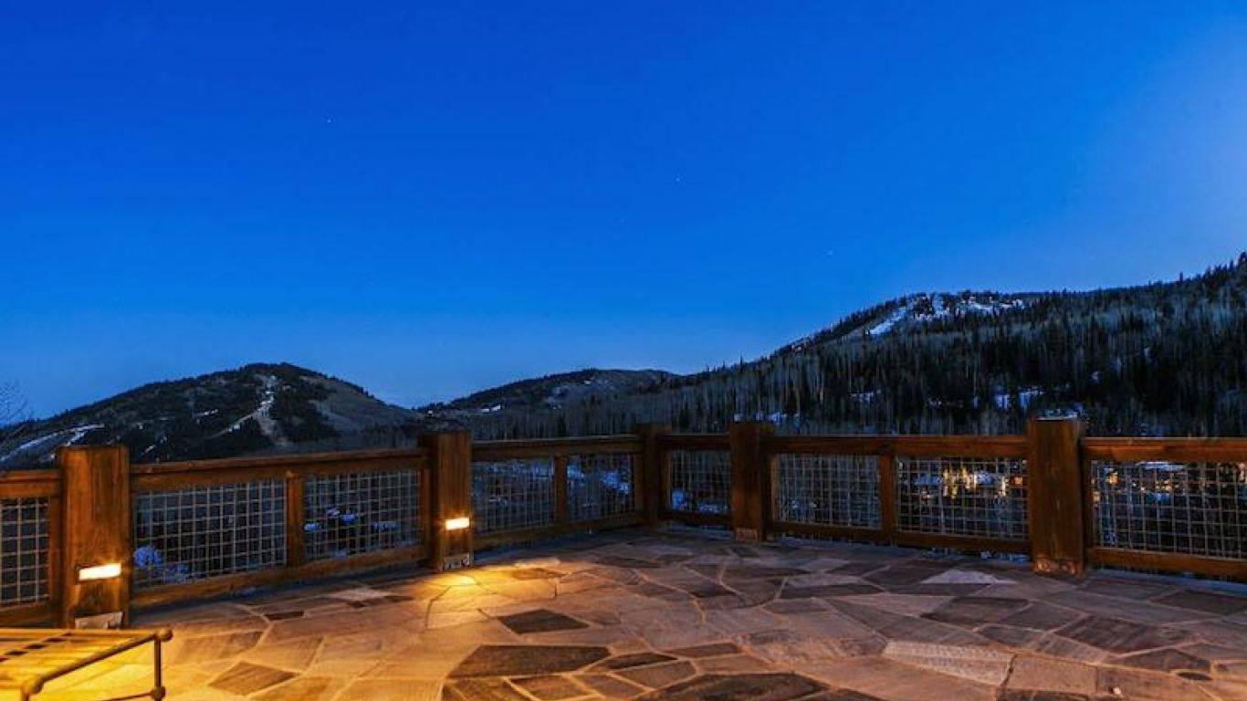 Villa Diana, White Pine Canyon, Park City, USA