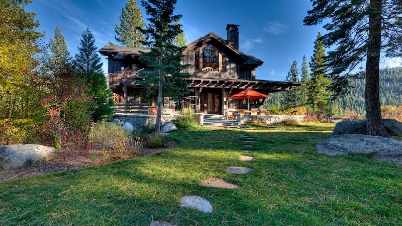 Villa Maria, Olympic Valley, Lake Tahoe, USA