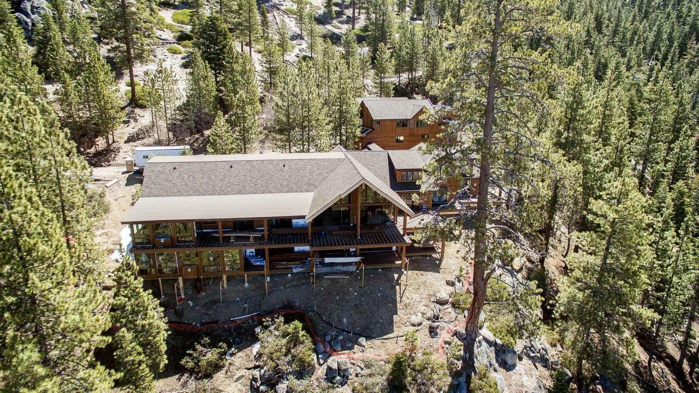 Villa Catalina, South Lake Tahoe, Lake Tahoe, USA