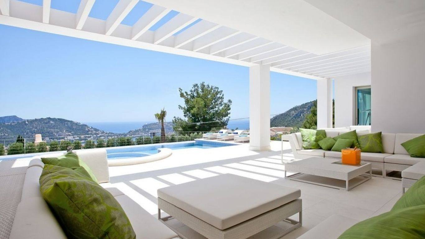 Villa Lucinda, Port d'Andratx, Mallorca, Spain