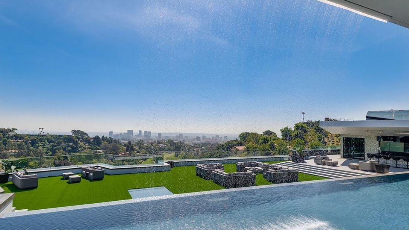 Villa Dominica, Bel Air, Los Angeles, USA