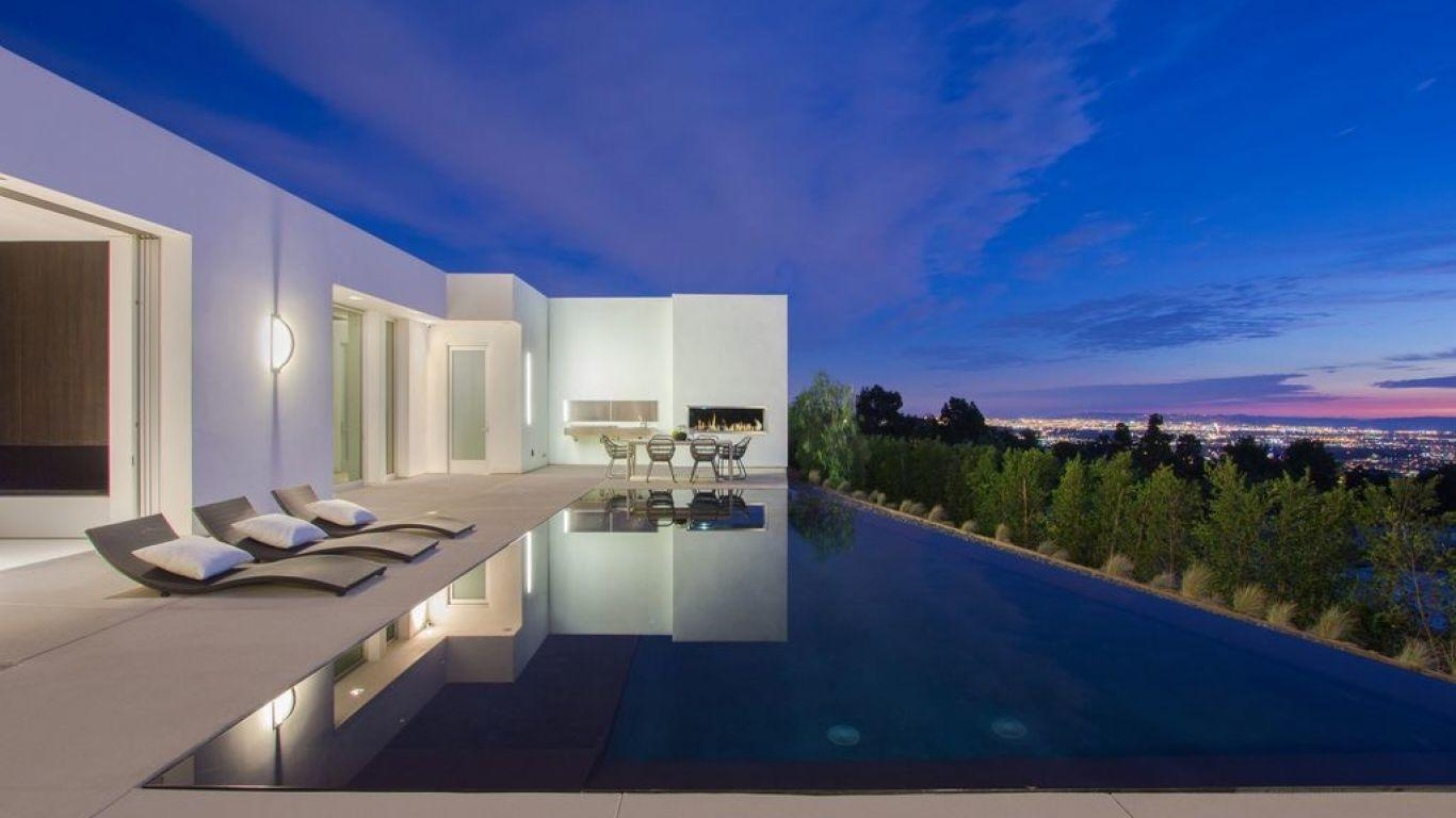 Villa Cecilia, Beverly Hills, Los Angeles, USA