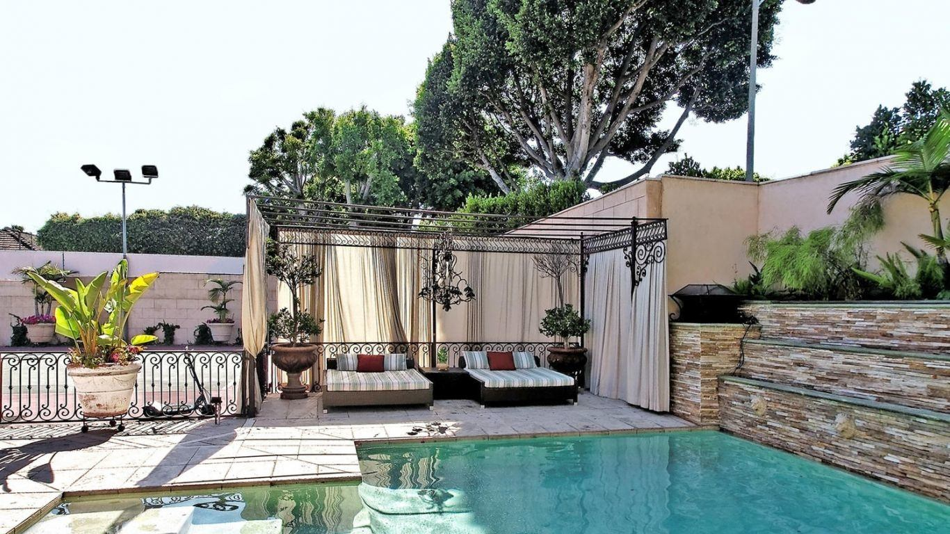 Villa Latisha, Beverly Hills, Los Angeles, USA