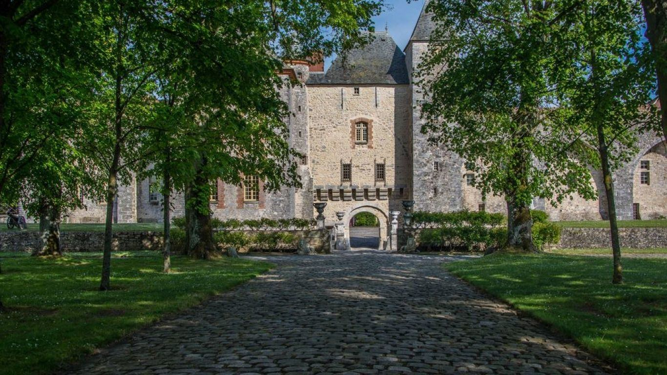 Chateau Ophelia, Bouville, Paris, France