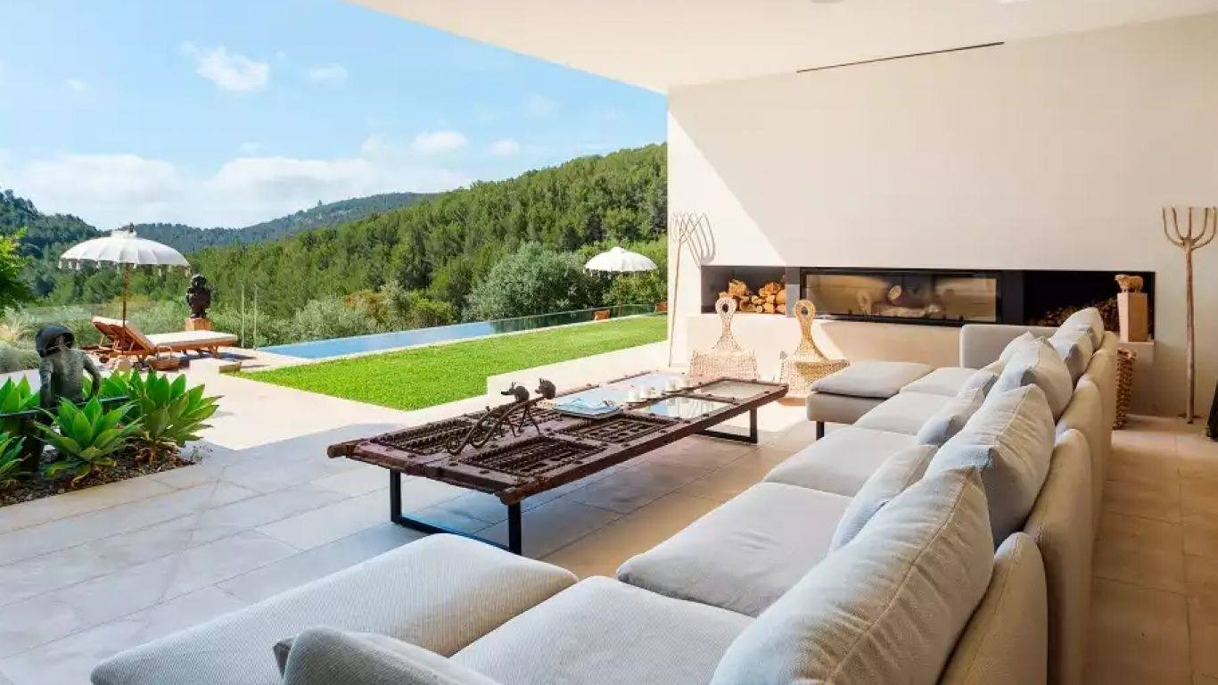 Villa Laura, Son Vida, Mallorca, Spain
