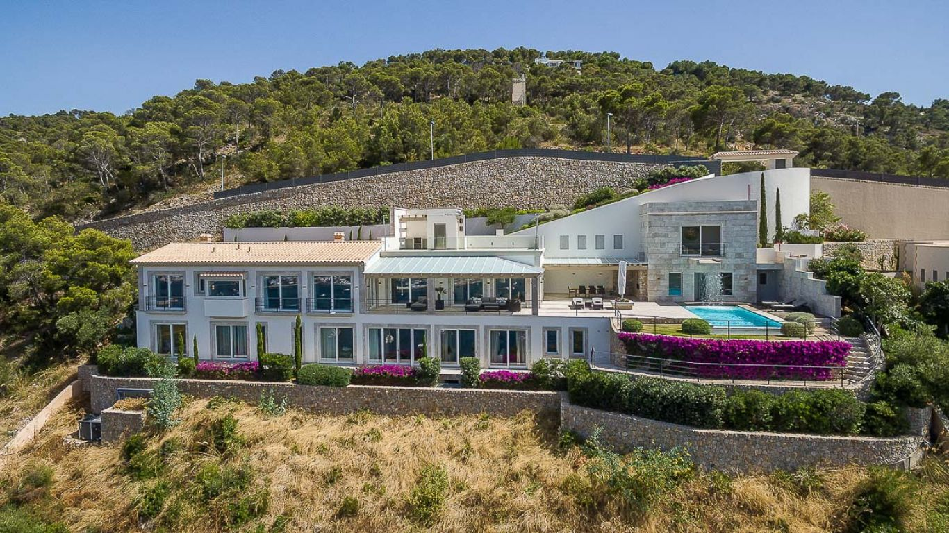 Villa Desiree, Port d'Andratx, Mallorca, Spain