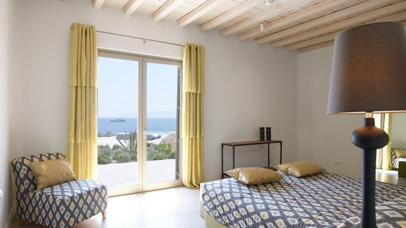Villa Ariana 1, Paradise Beach, Mykonos, Greece