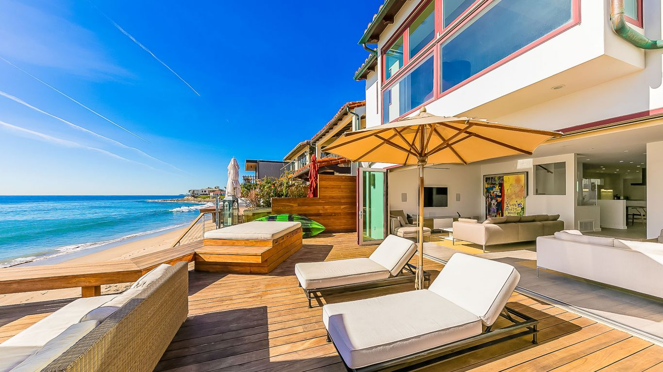 Villa Jocelyn, Malibu, Los Angeles, USA