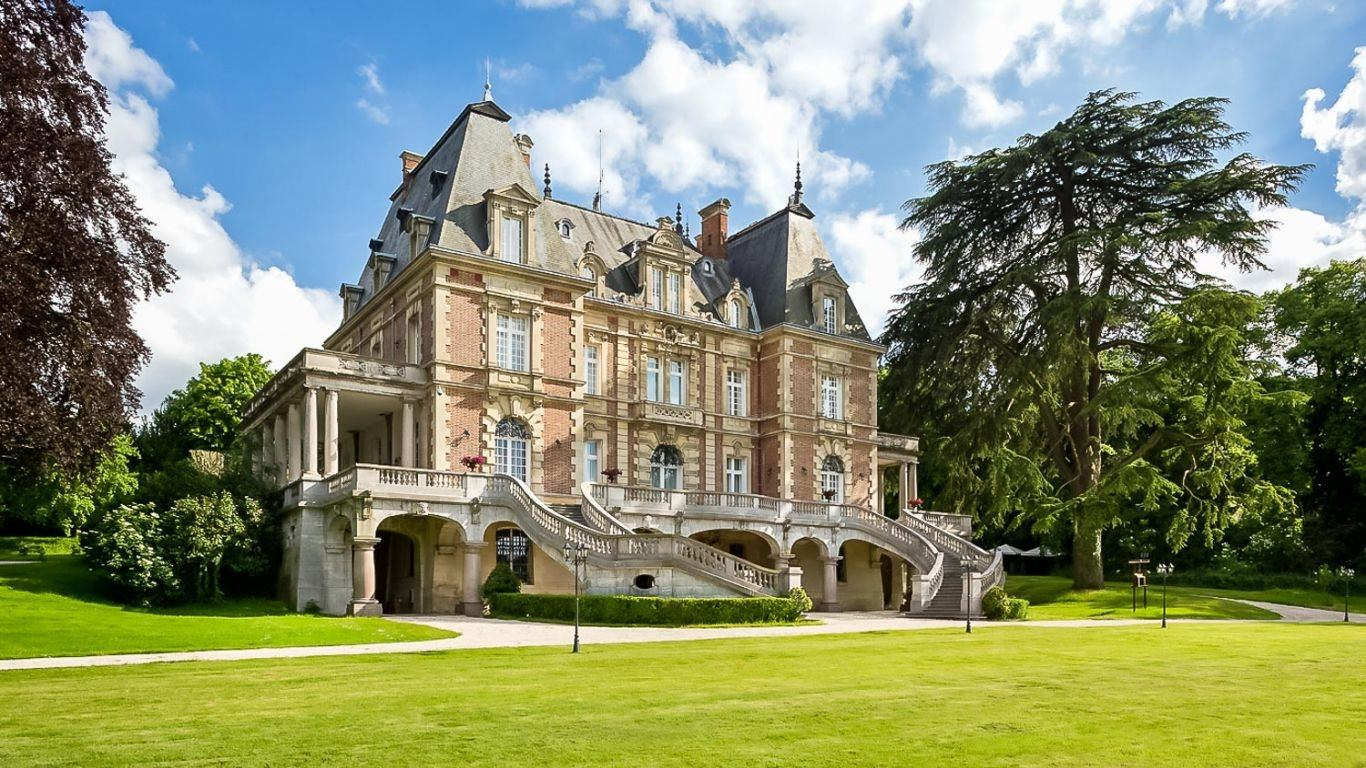 Chateau Bouffemont, Bouffemont, Paris, France