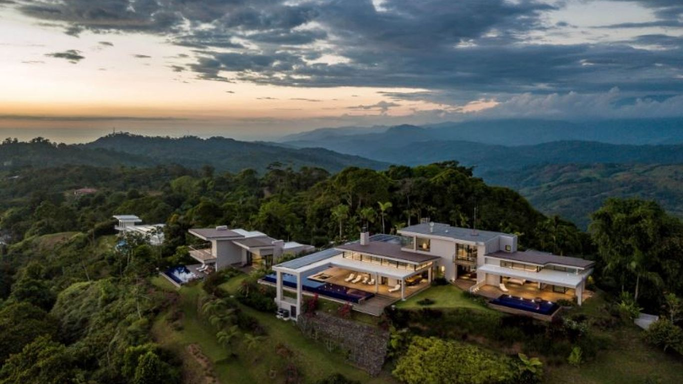 Chateau Montage, Dominical, Costa Rica, Costa Rica