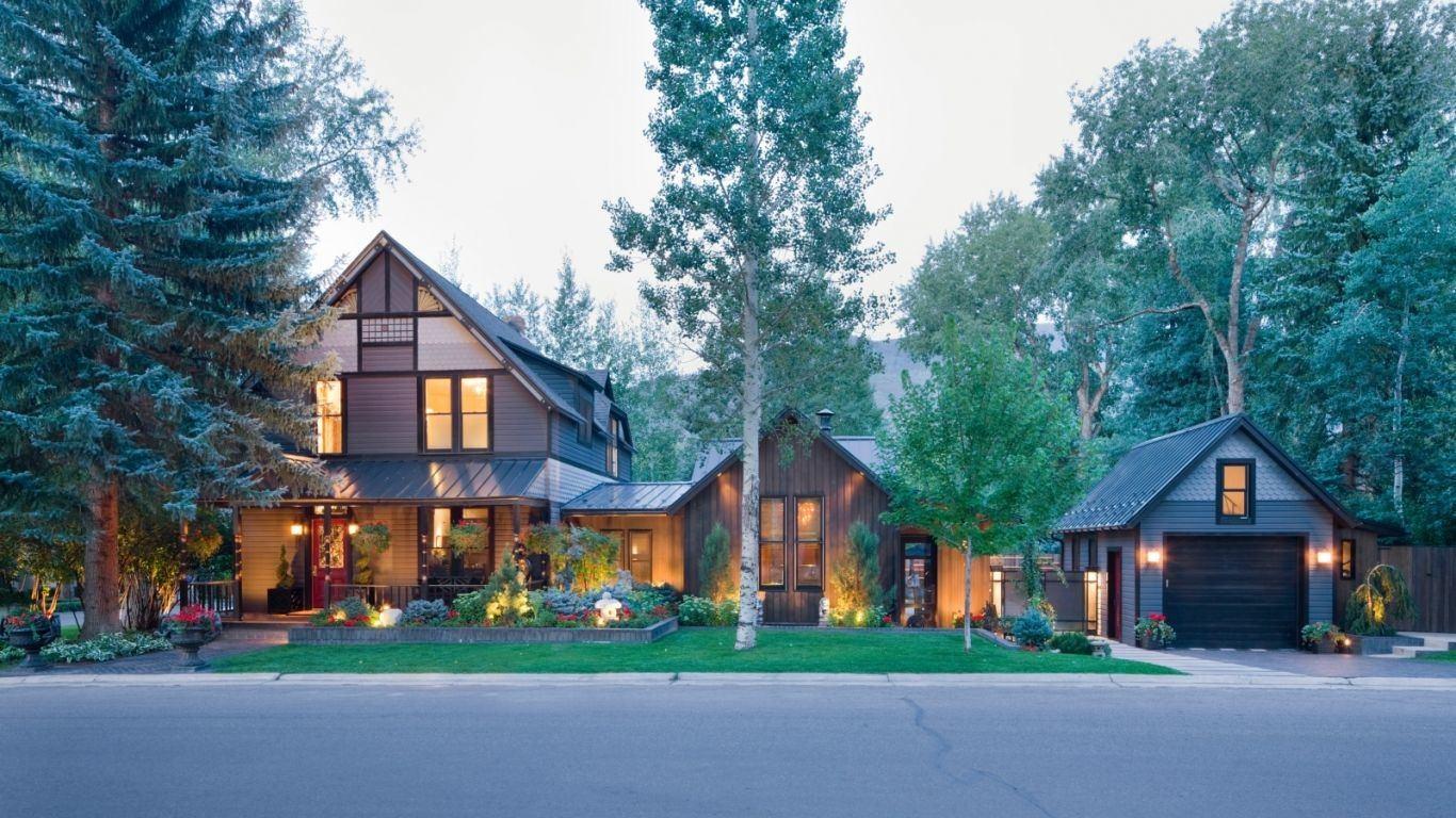 Villa Kelly, Aspen, Aspen, USA