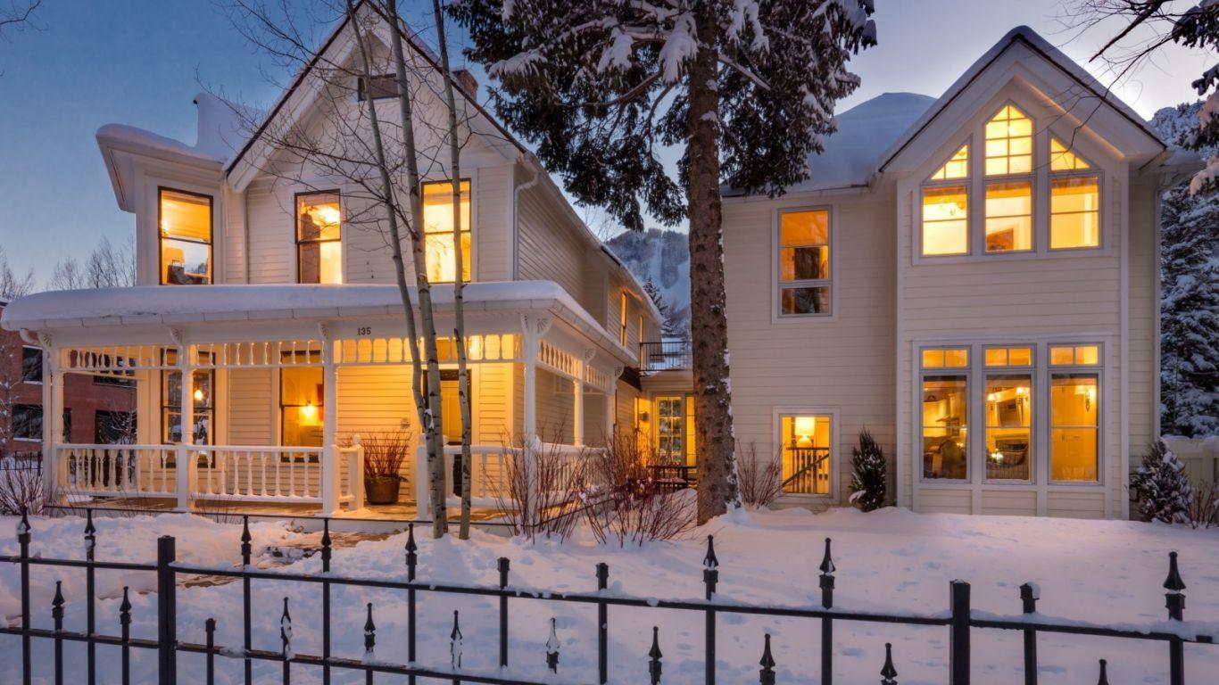 Villa Diana, Aspen, Aspen, USA