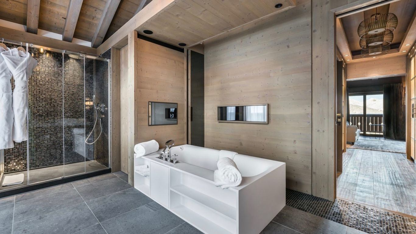 Chalet Esmeralda, Cospillot, Courchevel, France