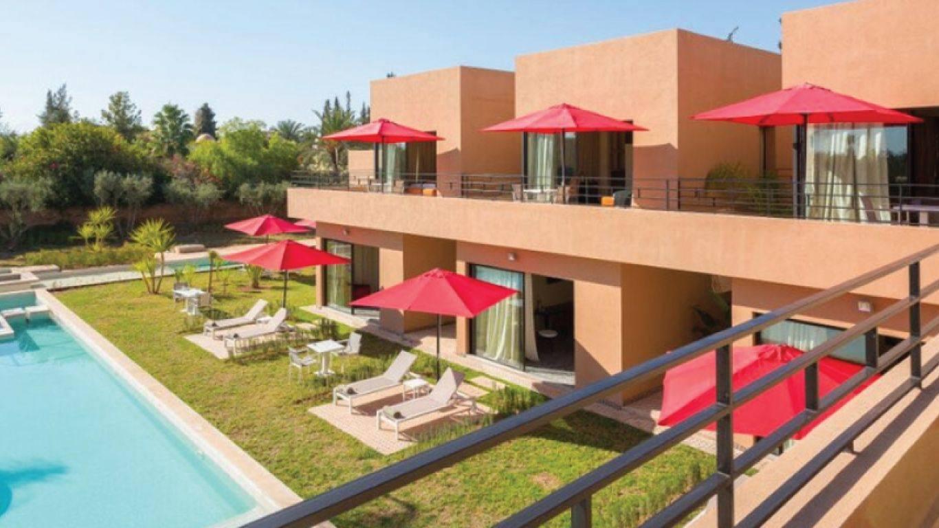 Villa Zamira, Palmeraie, Marrakech, Morocco