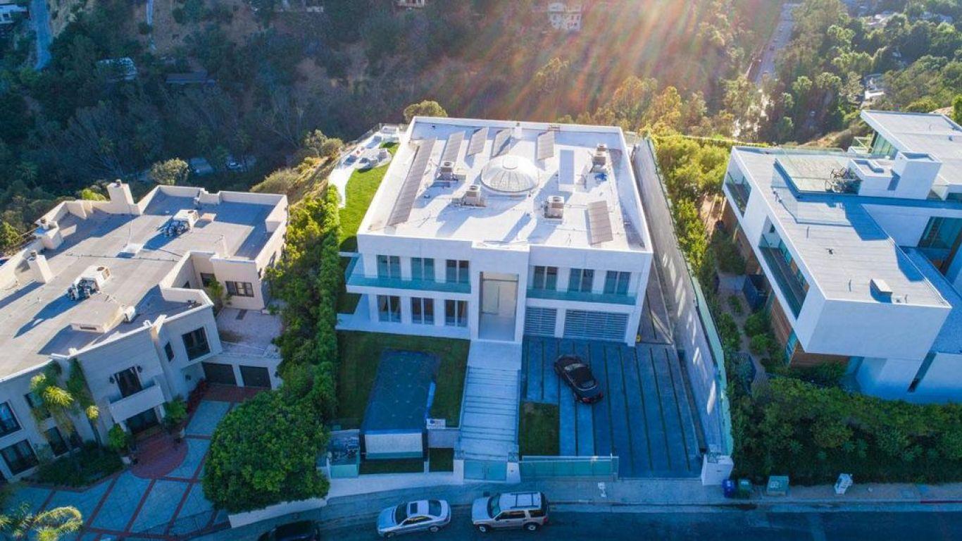 Villa Ola, Hollywood Hills, Los Angeles, USA