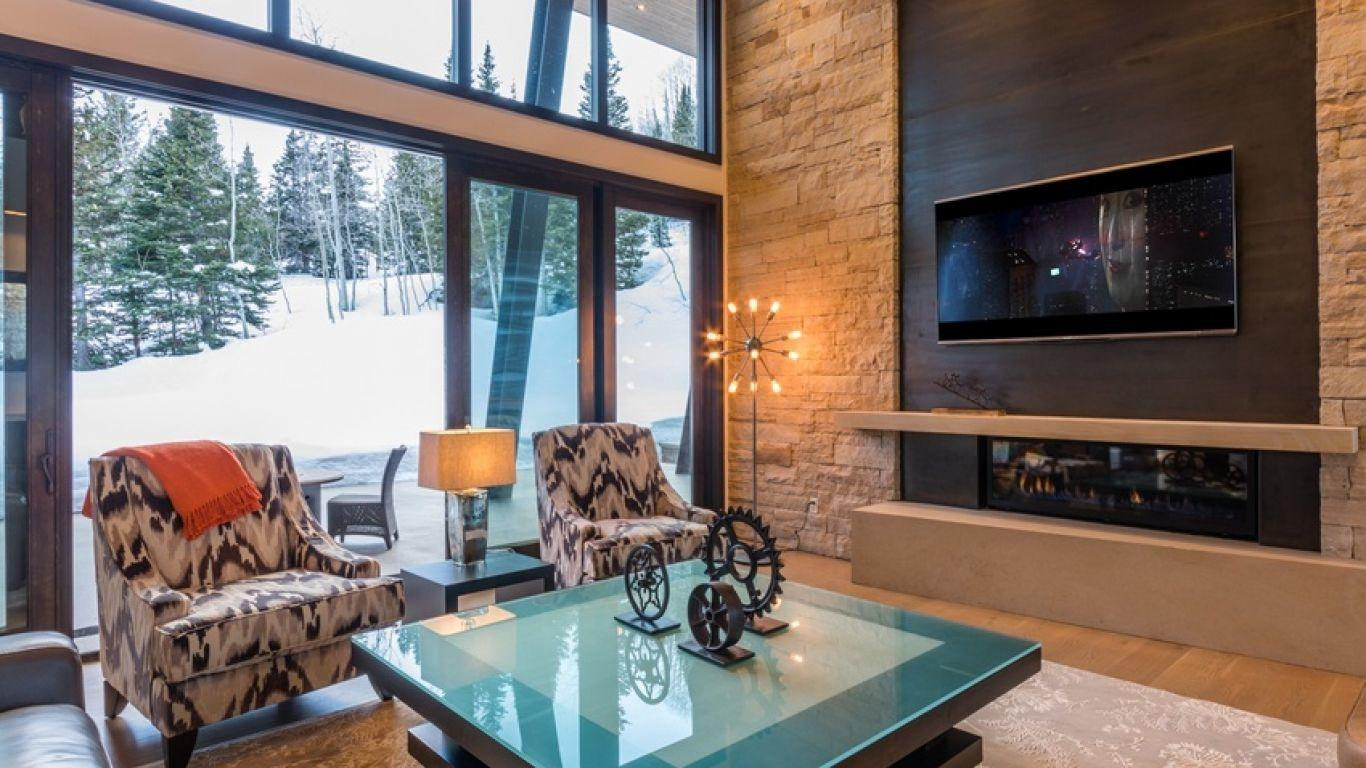 Villa Briana, White Pine Canyon, Park City, USA