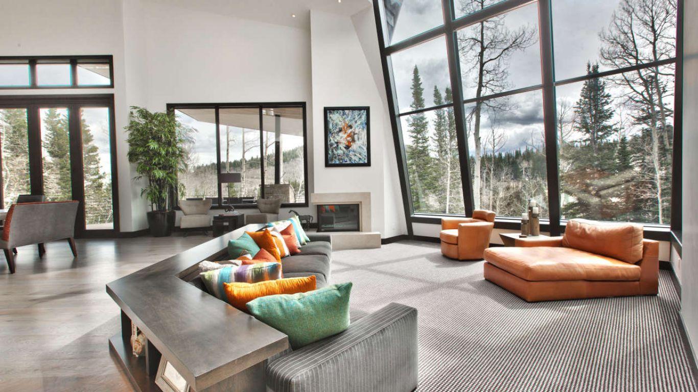 Villa Briana, White Pine Canyon, Park City, USA