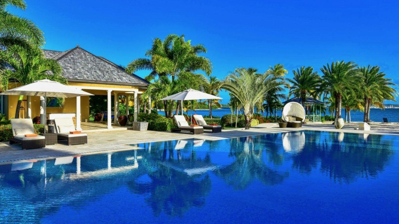 Villa Gloria, Long Island, Antigua, Antigua and Barbuda