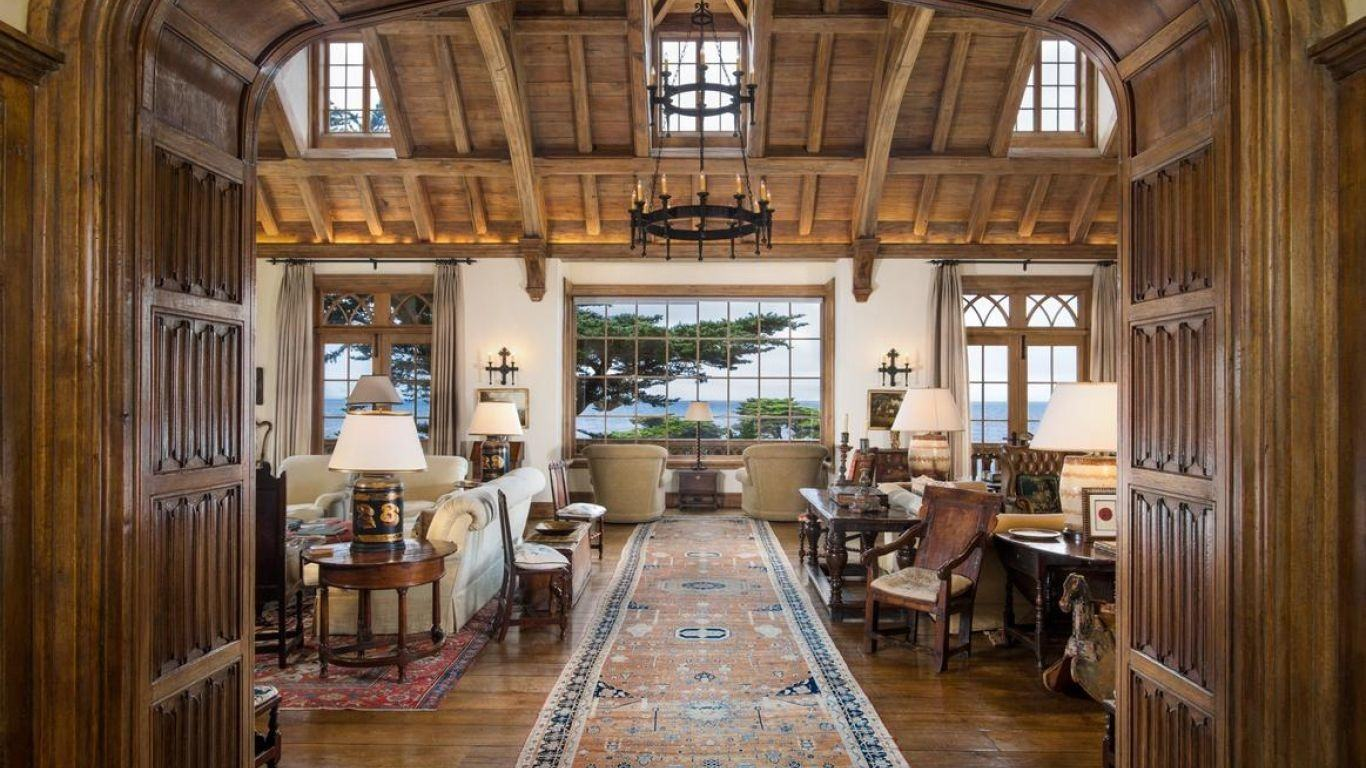 Villa Gladys, Pebble Beach, Carmel, USA