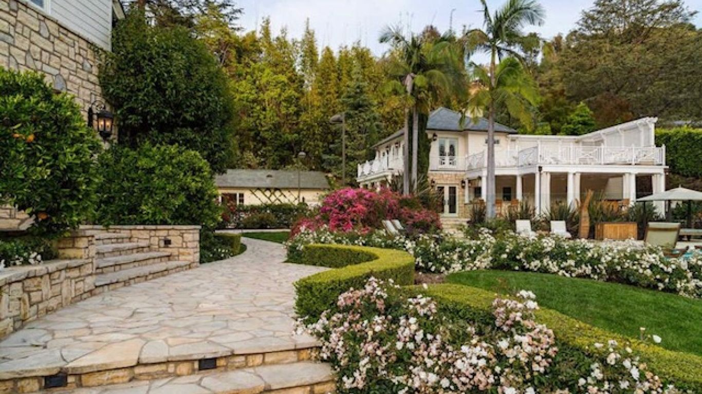 Villa Antonina, Beverly Hills, Los Angeles, USA