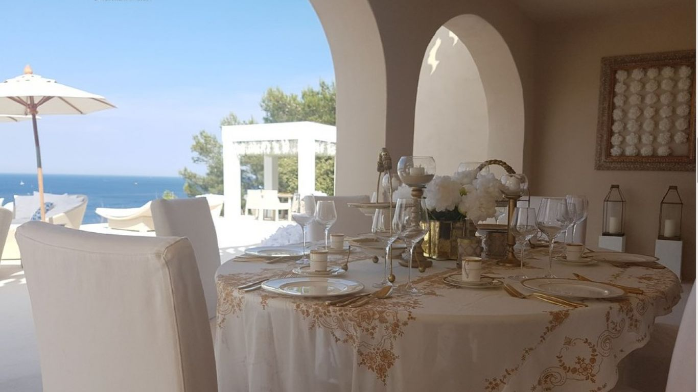 Villa Mirabel, Les Parcs, St. Tropez, France