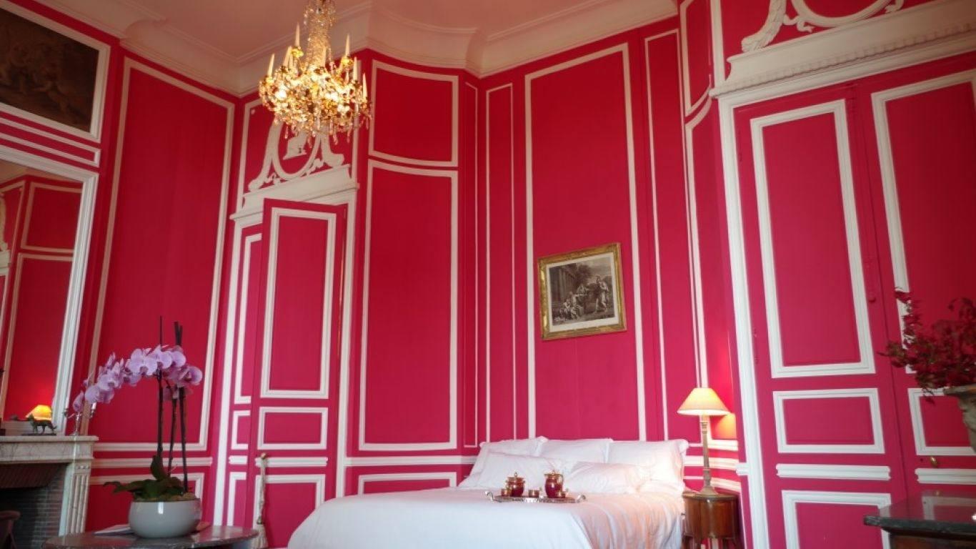 Chateau de Villers Bocage, Villers-Bocage, Paris, France
