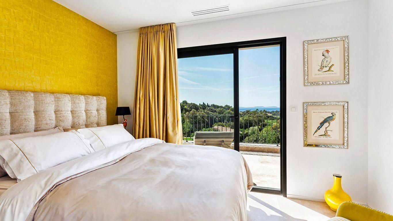 Villa Cecilia, La Croix-Valmer, St. Tropez, France