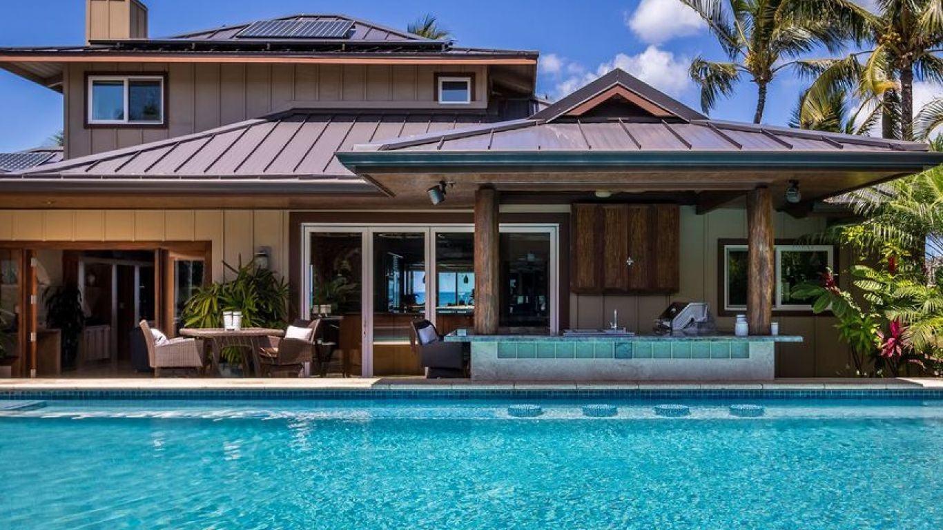 Villa Alina, Kihei, Maui, USA