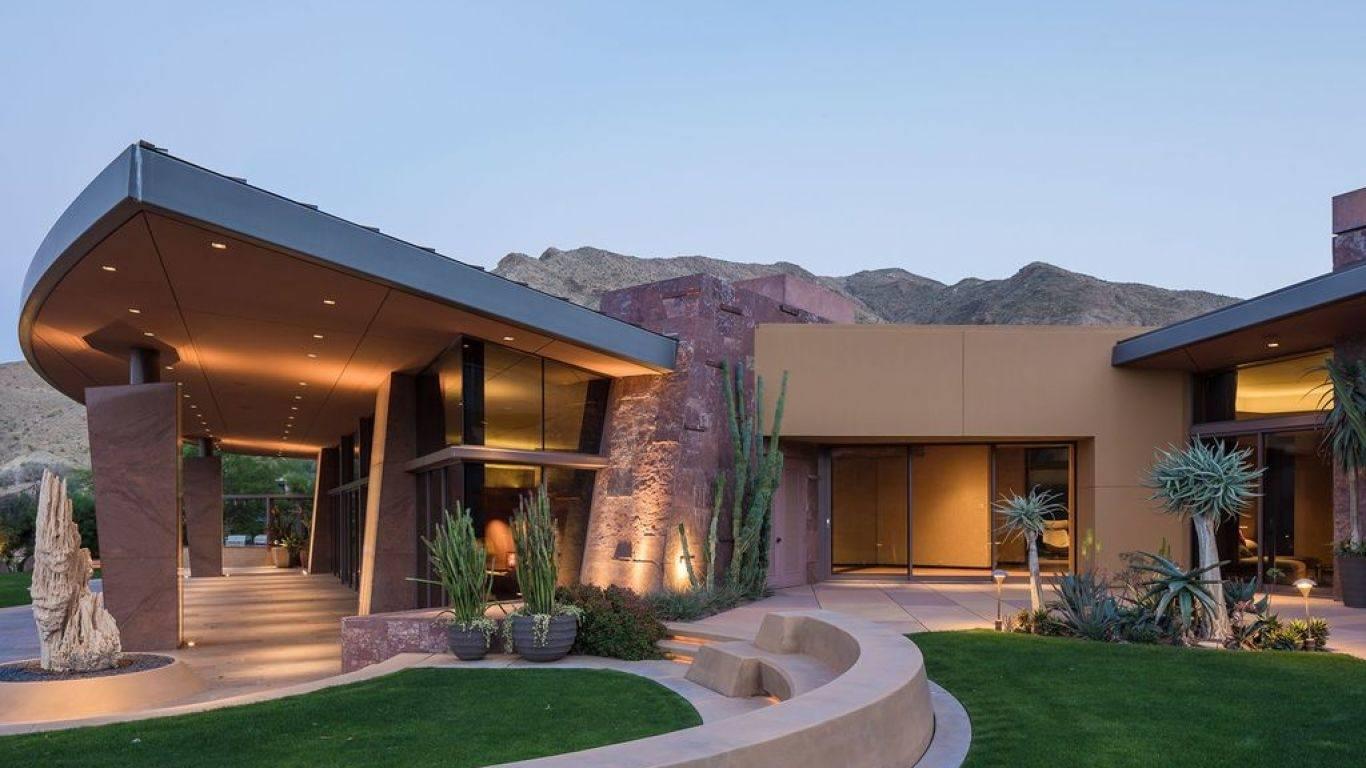 Villa Aurelia, Rancho Mirage, Palm Springs, USA