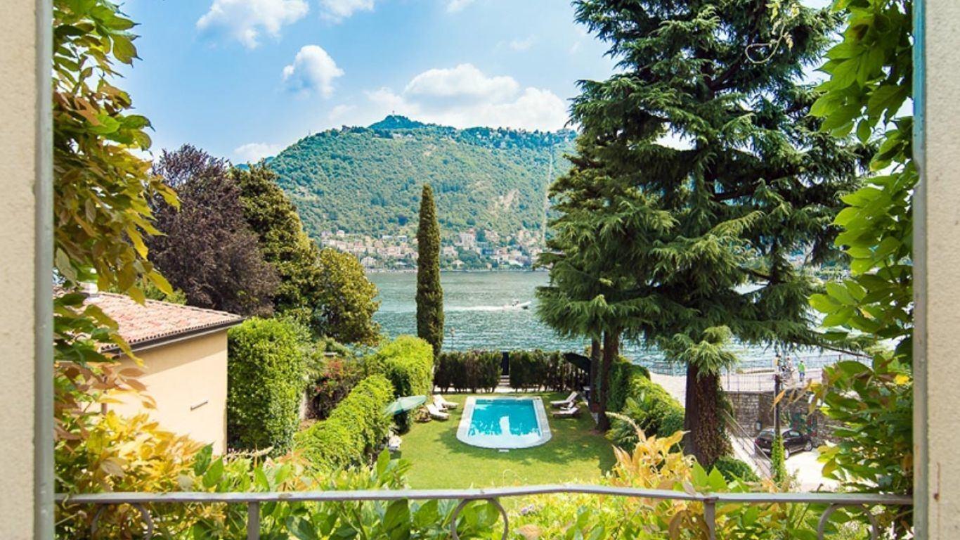 Villa Viola, Blevio, Lake Como, Italy