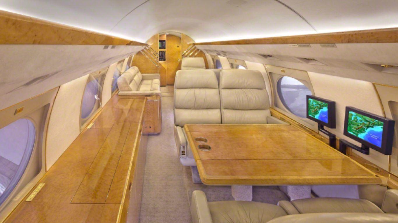 Gulfstream IV 1, Heavy, Jets, USA