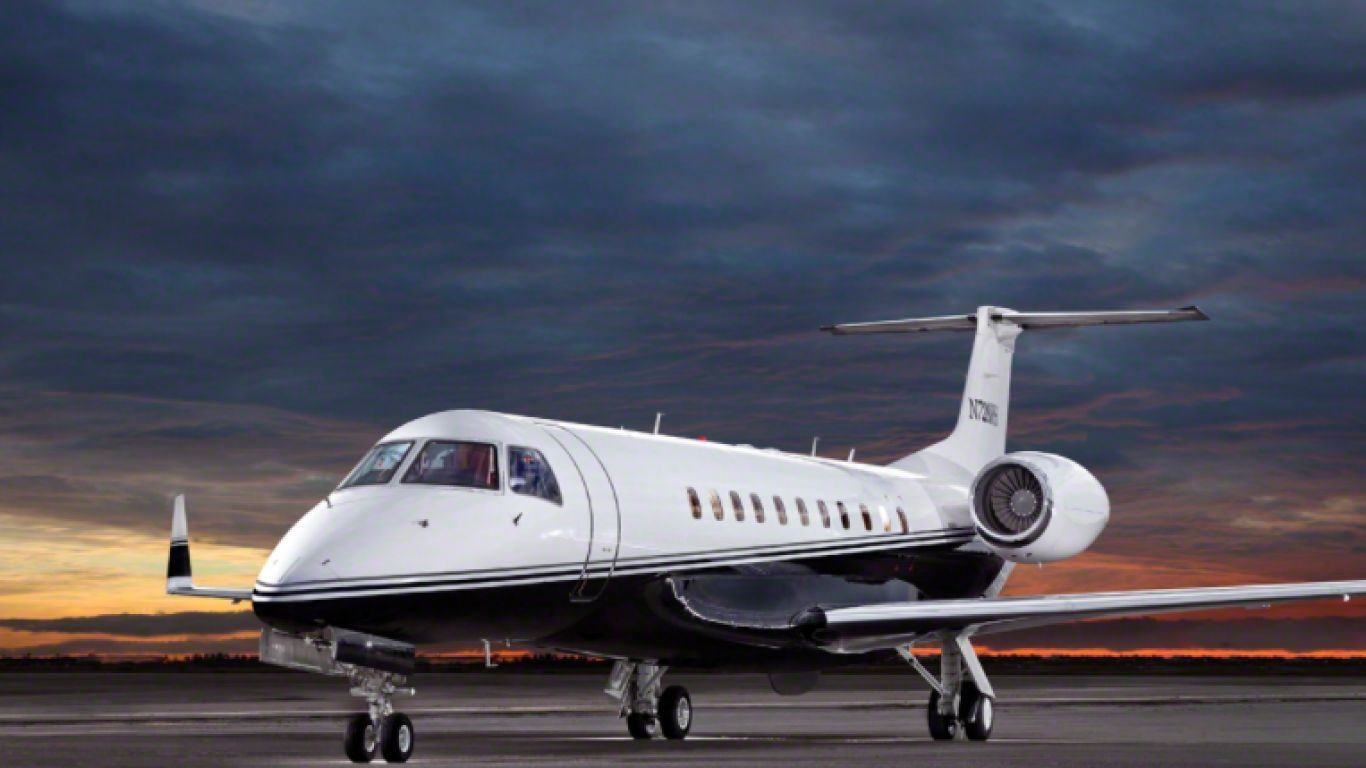 Legacy 600, Heavy, Jets, USA