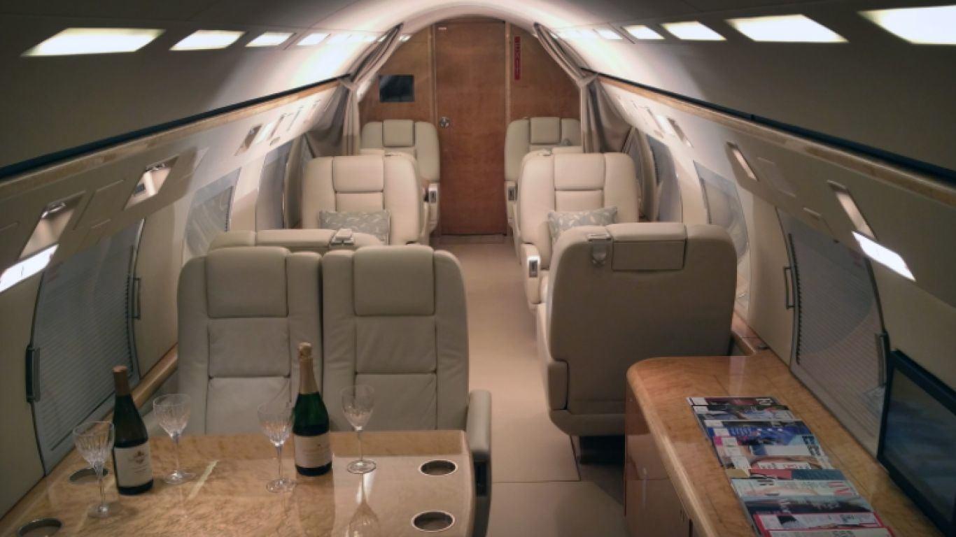 Gulfstream IVSP, Heavy, Jets, USA