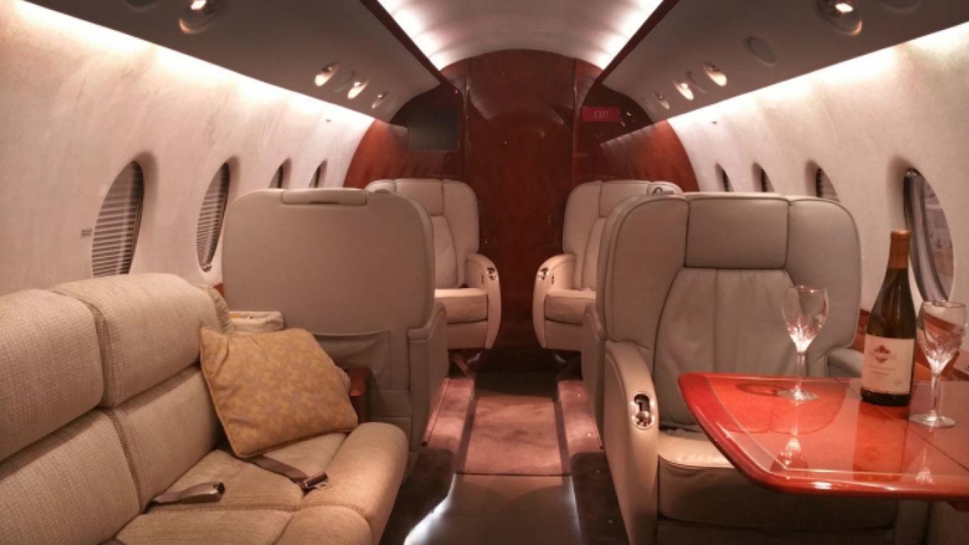 Gulfstream 200, Super Midsize, Jets, USA
