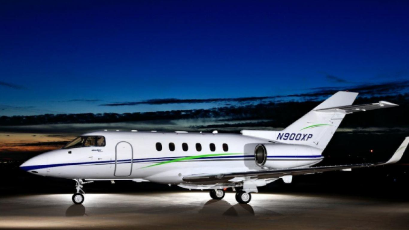 Hawker 900XP, Midsize, Jets, USA