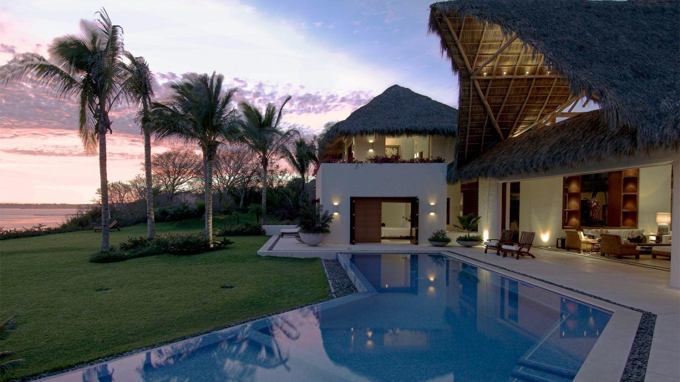 Villa Casa Familia, Punta Mita, Puerto Vallarta, Mexico