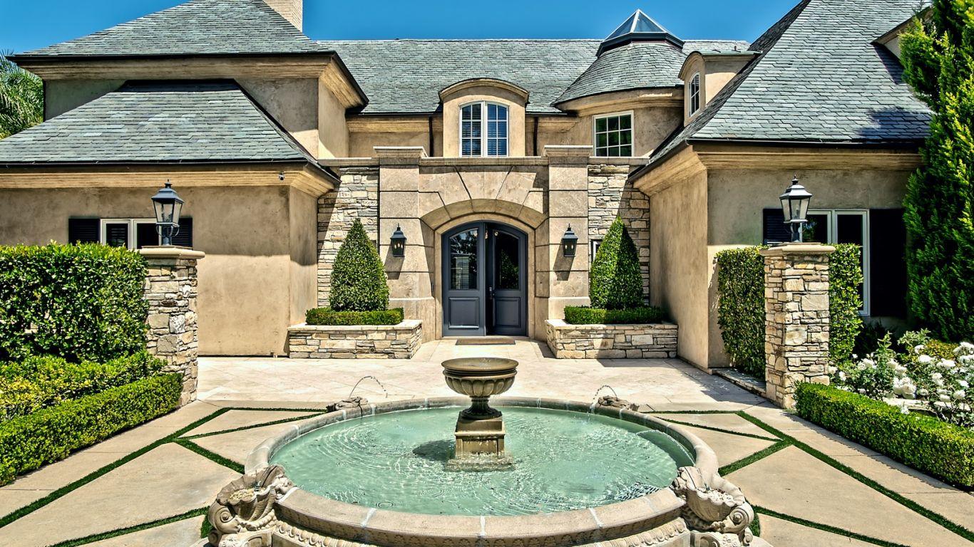 Villa Celine, Beverly Hills, Los Angeles, USA