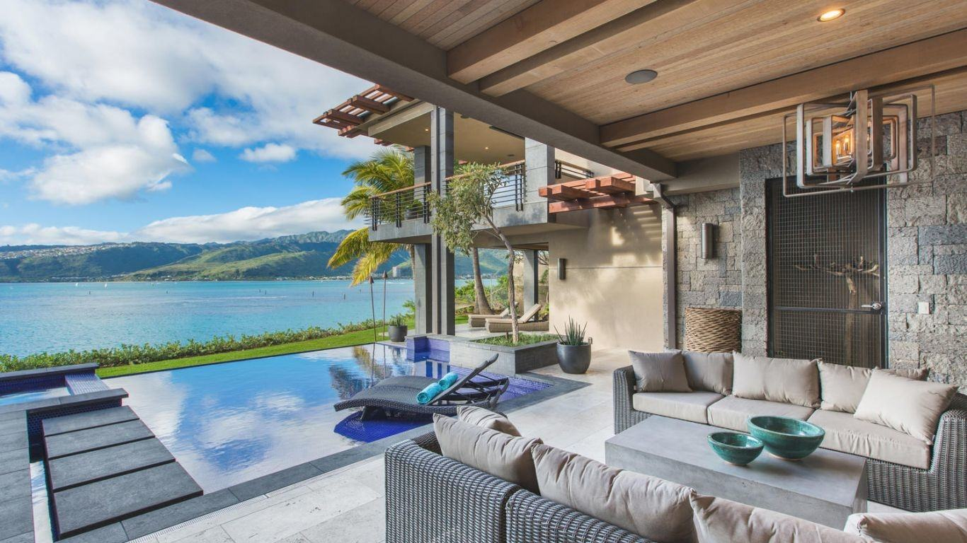 Villa Leticia, South, Oahu, USA