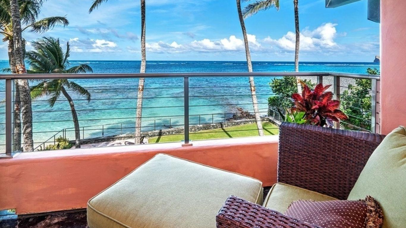 Villa Tiarabelle, East, Oahu, USA