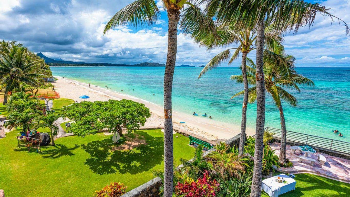 Villa Tiarabelle, East, Oahu, USA