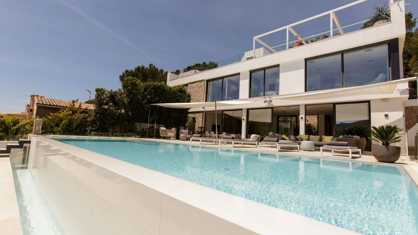 Villa Cassandra, Port d'Andratx, Mallorca, Spain